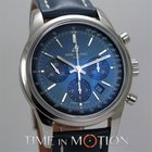 Breitling Transocean Chrono AB015112 Limited Serie Bleu Dial...
