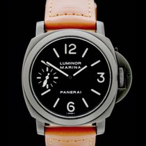 Panerai Luminor Marina PAM00004 - PVD - Full Set - Handaufzug...