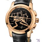 Ulysse Nardin Hourstriker Oil Pump Rose Gold - ref 6106-131/E2...
