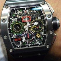 Richard Mille Titanium GMT Flyback Chronograph