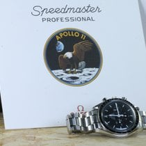 Omega SPEEDMASTER MOONWATCH APOLLO 11 30th LIMITED ED. FULL SET