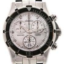 Michel Herbelin Newport Trophy Grand Sport Chronograph Diamonds