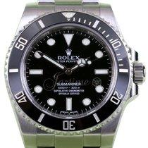 勞力士 (Rolex) Submariner 114060 No Date 40mm Black Dial Stainles...