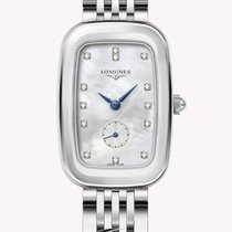 Longines Equestrian Collection Boucle 24mm Stainless Steel