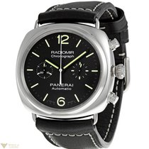 Panerai Contemporary Radiomir Chronograph Steel Calfskin Men`s...