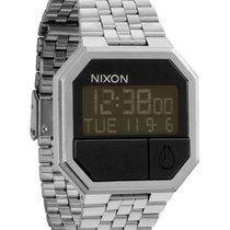 Nixon Re-Run A158-000 Black Digitale Unisexuhr