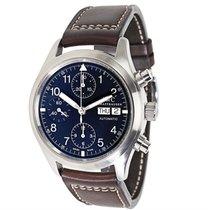 IWC Flieger IW3706 Men's Watch in Stainless Steel