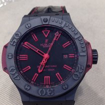 Hublot Big Bang King All Black Red LTD ED 48mm