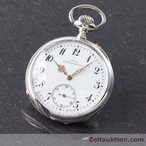 Glashütte Original J. Assmann 900 Silber Taschenuhr Lepine ...