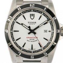 Tudor Grantour Date Stahl Automatik 42mm