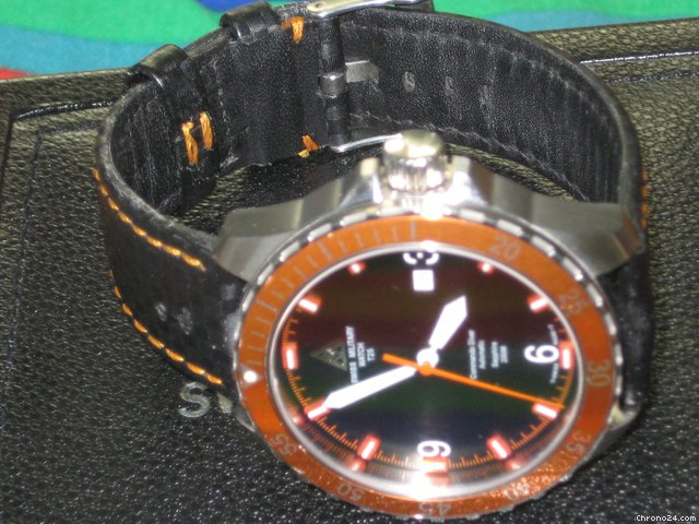 Swiss Military Commando Diver Automatic