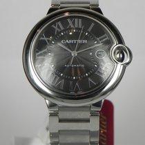 Cartier BALLON BLEU STEEL AUTOMATIC