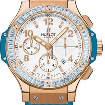 Hublot Big Bang Tutti Frutti Blue 41mm