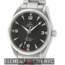 Omega Seamaster Aqua Terra Railmaster Chronometer Stainless...