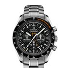 Omega SPEEDMASTER HB-SIA CO-AXIAL GMT CHRONOGRAPH NUMBERED...