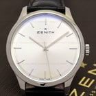 Zenith Heritage Port Royal Manual Wind SS Silver Dial