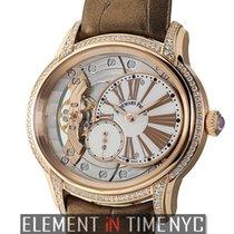 Audemars Piguet Millenary Ladies Hand Wound 18k Rose Gold...