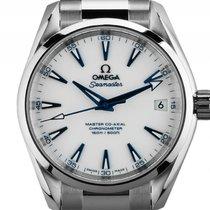 Omega Seamaster Aqua Terra 150m Co-Axial Titan Automatik...