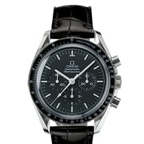 "Omega Men's 38735031 Seamaster Professional ""Moonwatch..."