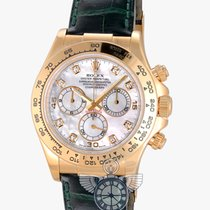 Rolex Cosmograph Daytona Yellow Gold