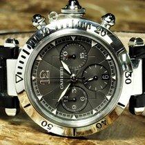 Cartier Pasha Chronograph W31030H3