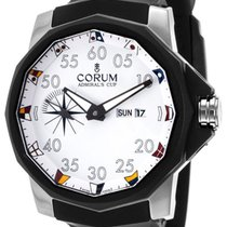 Corum New Admirals cup Competition white / black 48mm