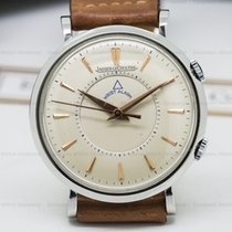 Jaeger-LeCoultre Vintage Memovox Manual Wind SS (24601)