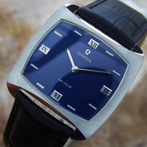 Omega Rare Vintage Swiss Made Mechanical Stainless Steel Mens...