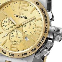 TW Steel CB54 Canteen Bracelet Chronograph 50mm 10ATM