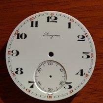 Longines NOS enamel dial - diameter 39.2 mm (no.3)