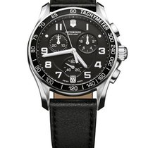 Victorinox Swiss Army Mens Chrono Classic - Black Dial - Black...