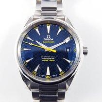Omega Spectre Seamaster Aqua Terra Limited Edition, Bond 007 NEW