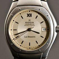 Edox — Les Bémonts Chronometre — Men