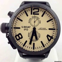 U-Boat Left Hook IFO Chronograph Limited Edition Black PVD