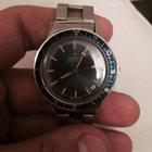 Zenith a3634 diver vintage blue raro