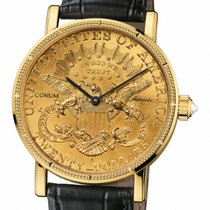 Corum Heritage Artisans Coin Watch $20