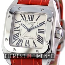 Cartier Santos 100 Medium 32mm