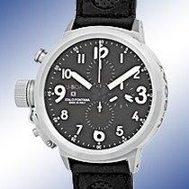"U-Boat ""FlightDeck"" Chronograph Strapwatch."