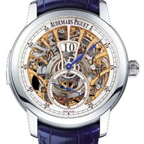 Audemars Piguet Jules Audemars Openworked Minute Repeater