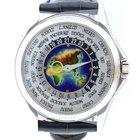 Patek Philippe 5131G World Time Cloisonne Enamel Dial White Gold