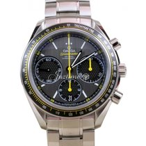 Omega Speedmaster 326.30.40.50.06.001 Racing Co-Axial Grey...