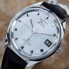 Longines Swiss Made Mens Stainless Steel Ultra Chron Automatic...