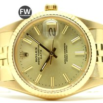 Rolex Date Yellow Gold