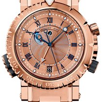 Breguet Marine Royale 18K Rose Gold Automatic Men's Watch...