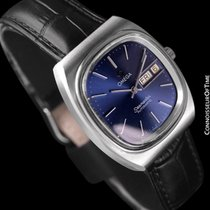Omega 1979 Seamaster Vintage Mens Watch, Automatic, Day Date -...