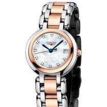Longines Ladies L81105876 PrimaLuna Quartz Watch