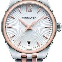 Hamilton Jazzmaster Lady Quarz Damenuhr H42221155