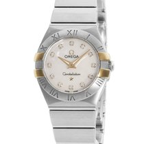 Omega Constellation Women's Watch 123.20.24.60.55.005