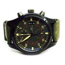 IWC Pilot's Top Gun Miramar Ceramic Case Chronograph