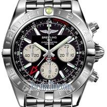 Breitling Chronomat 44 GMT ab042011/bb56-ss